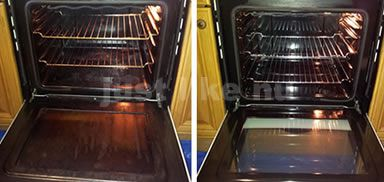 oven cleaning cost in nottingham